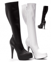 551-Emma Ellie Boots, 5.5 inch high heels Platforms
