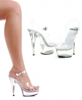 09-Brook Ellie Shoes, 6 inch pointed Stiletto high heels